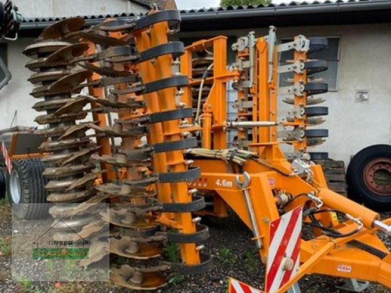 Packer & Walze des Typs Sonstige SIMBA  Scheibenegge, Gebrauchtmaschine in Mattersburg (Bild 1)
