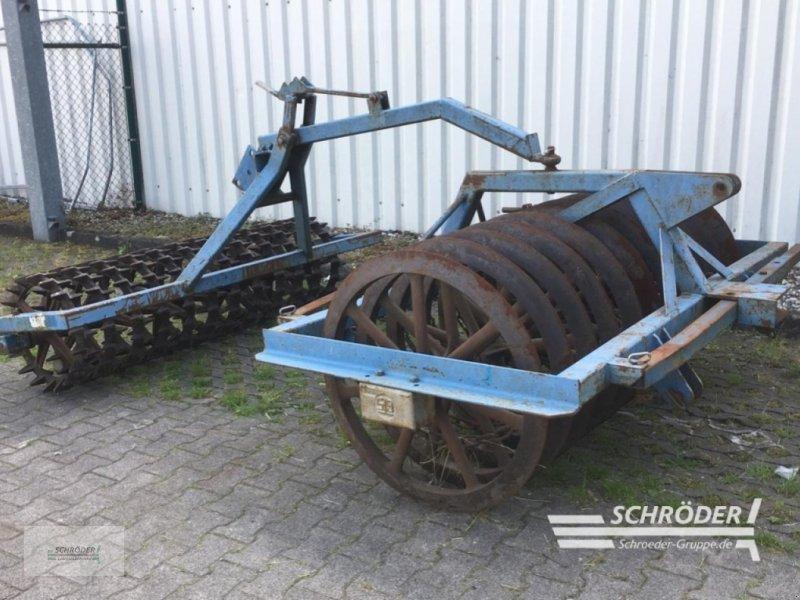 Packer & Walze des Typs Tigges WDP, Gebrauchtmaschine in Westerstede (Bild 1)
