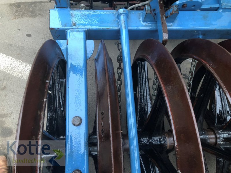 Packer & Walze des Typs ZEI by Beckmann-Vollmer Packer 10 Ringe, Gebrauchtmaschine in Rieste (Bild 9)