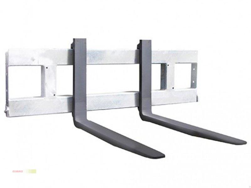 Palettengabel des Typs Fliegl Staplergabel seitlich verstellbar, Euroaufnahme, Gabellänge 1200mm  NEU, Neumaschine in Mengkofen (Bild 1)
