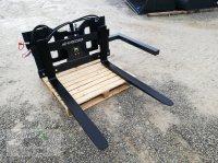 KH Maschinen Kistendrehgerät   Euroaufnahme   2000kg   Frontlader   FEM2 Palettengabel
