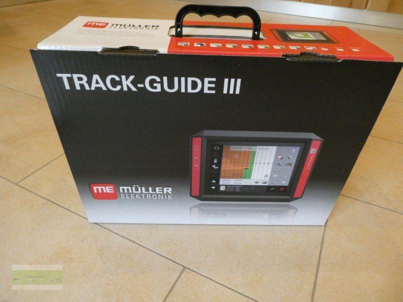 Parallelfahr-System типа Müller-Elektronik Track-Guide lll, Neumaschine в Ried (Фотография 1)