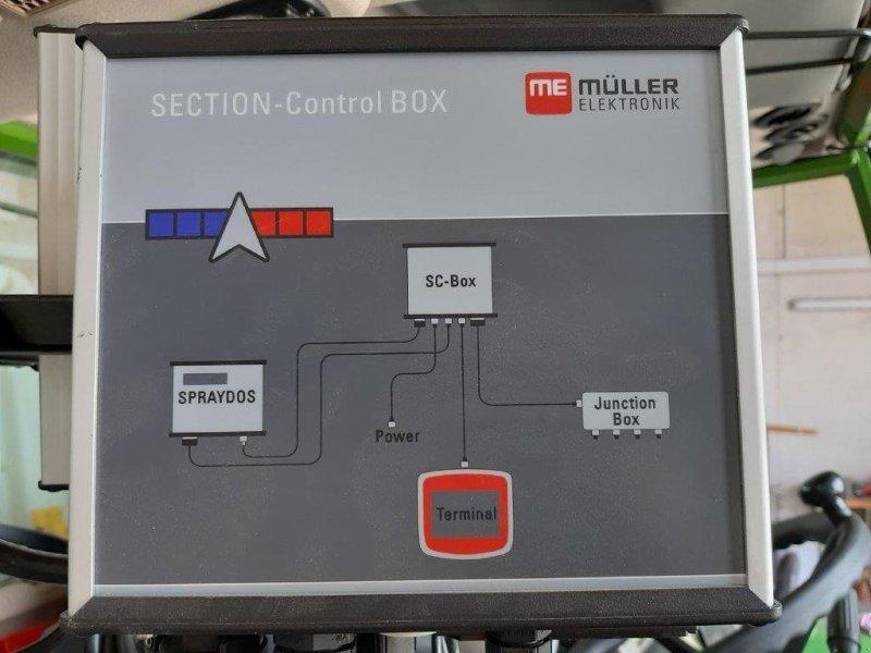 Parallelfahr-System des Typs Müller Track-Guide III, Gebrauchtmaschine in Fürstenfeldbruck (Bild 3)