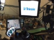 Trimble FMX 2000 Parallelfahr-System