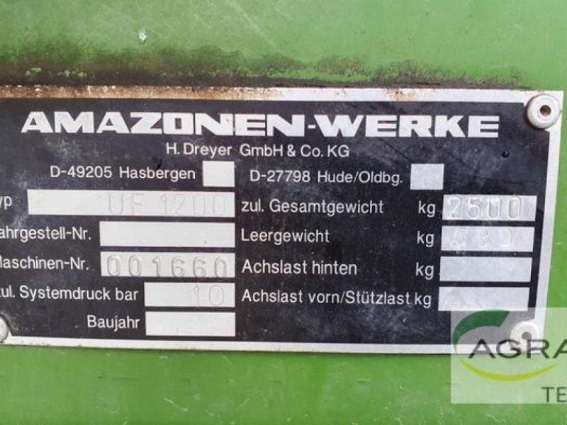 Pflanzenschutz-System des Typs Amazone UF 1200 15 M, Gebrauchtmaschine in Werl-Oberbergstraße (Bild 11)