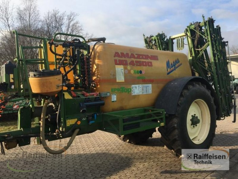 Pflanzenschutz-System du type Amazone UG 4500, Gebrauchtmaschine en Tülau-Voitze (Photo 1)