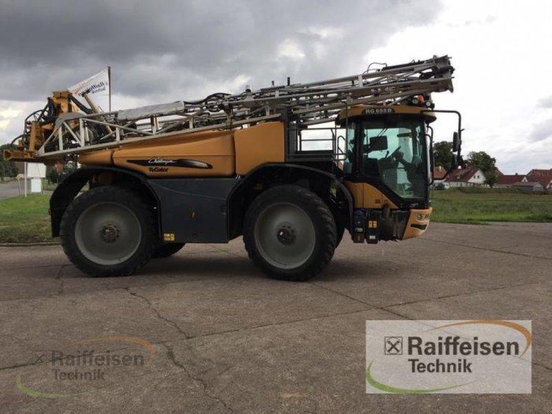 Pflanzenschutz-System des Typs CHALLENGER Rogator 655, Gebrauchtmaschine in Ebeleben (Bild 1)