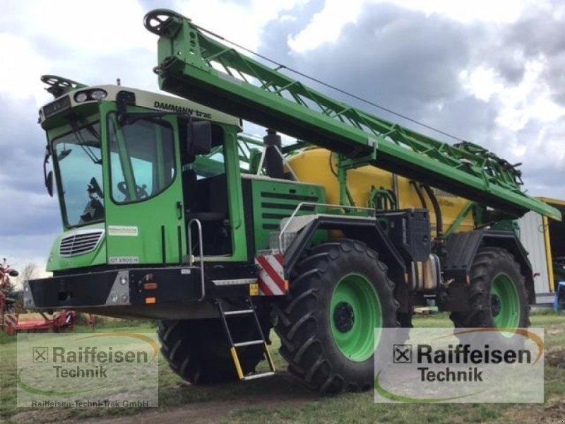 Pflanzenschutz-System des Typs Dammann Trac T2500 H, Gebrauchtmaschine in Buttelstedt (Bild 1)