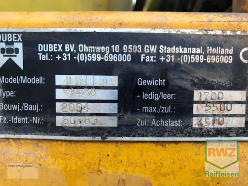 Pflanzenschutz-System des Typs Dubex JUNIOR 2300 LTR, Gebrauchtmaschine in Wegberg (Bild 12)