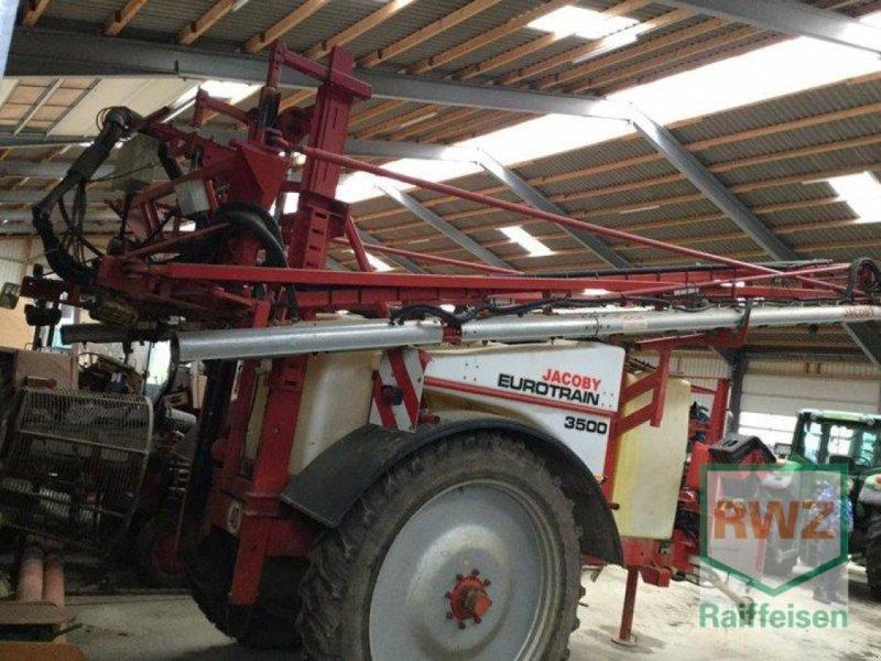 Pflanzenschutz-System des Typs Jacoby Eurotrain 3500, Gebrauchtmaschine in Langgöns (Bild 1)