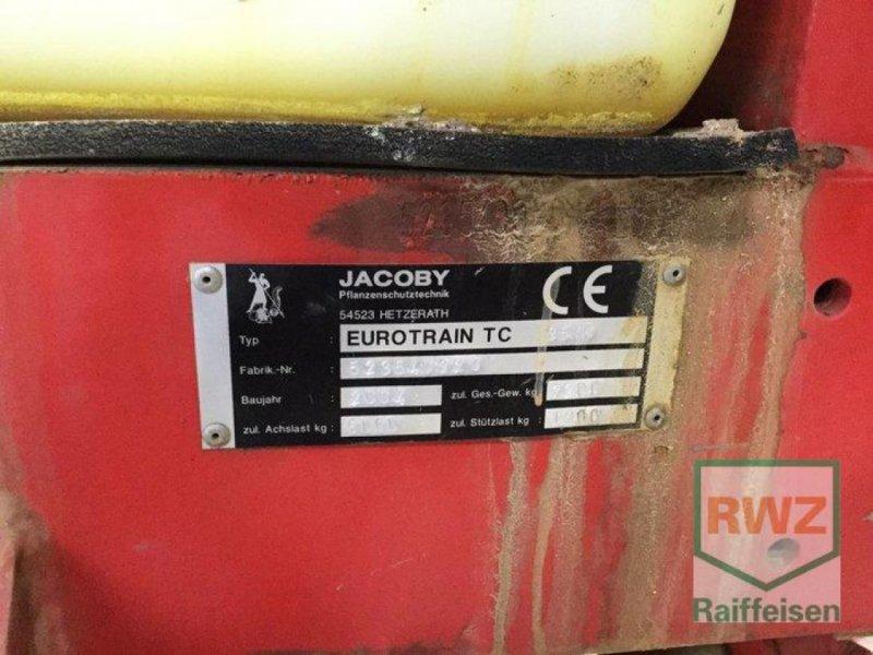 Pflanzenschutz-System des Typs Jacoby Eurotrain 3500, Gebrauchtmaschine in Langgöns (Bild 5)