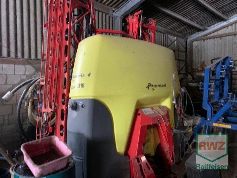 Pflanzenschutz-System des Typs Kverneland Spritze iXter B18, Gebrauchtmaschine in Diez (Bild 1)