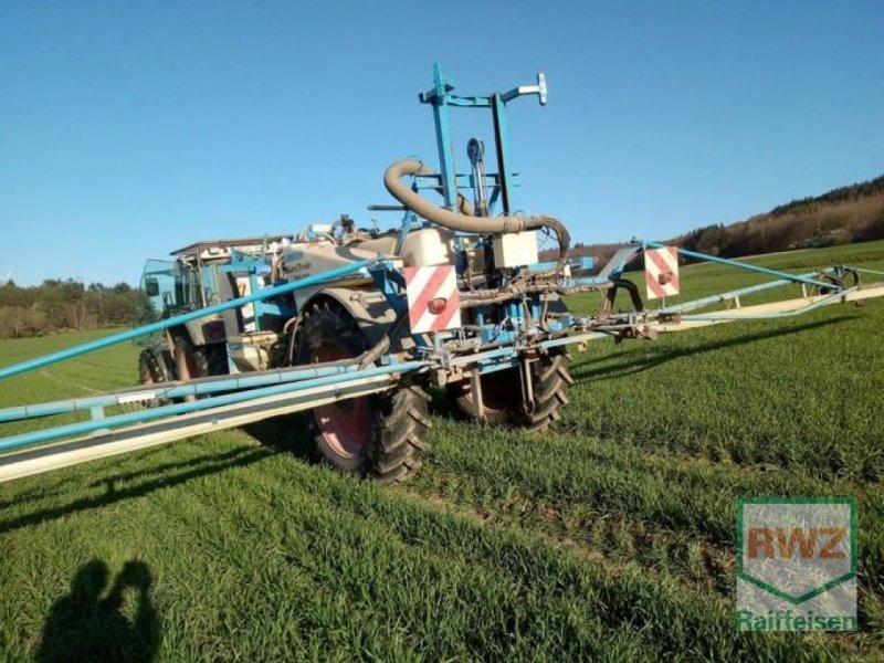 Pflanzenschutz-System des Typs Lemken Spritze EuroTrain 3500, Gebrauchtmaschine in Diez (Bild 3)