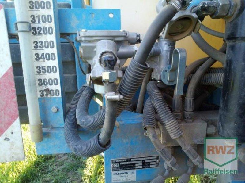 Pflanzenschutz-System des Typs Lemken Spritze EuroTrain 3500, Gebrauchtmaschine in Diez (Bild 6)