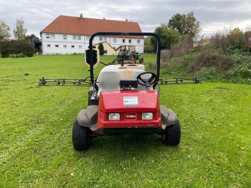 Pflegefahrzeug & Pflegegerät des Typs Toro MultiPro 5800, Gebrauchtmaschine in Weidenbach (Bild 8)