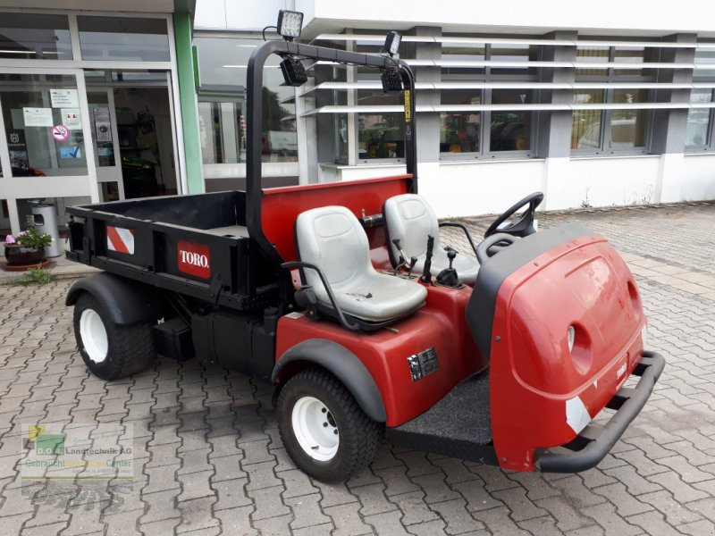 Pflegefahrzeug & Pflegegerät типа Toro Workman 4300, Gebrauchtmaschine в Regensburg (Фотография 1)