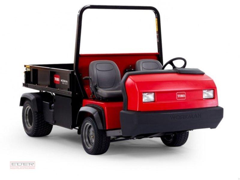 Pflegefahrzeug & Pflegegerät типа Toro Workman HDX-2WD, Gebrauchtmaschine в Großbottwar (Фотография 1)