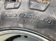 Pflegerad tip Kleber 420/85 R38 13,6R28 forhjul, Gebrauchtmaschine in Aulum