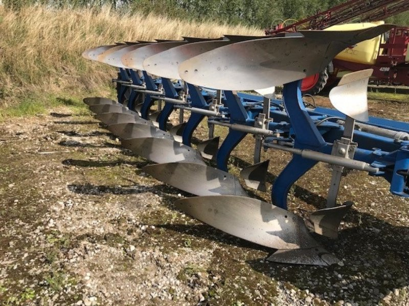 Pflug типа Överum 7 furet bugseret-model EVL - XL underplov, Gebrauchtmaschine в Sakskøbing (Фотография 1)
