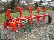 Pflug des Typs Agro-Masz Po 4 Blattfeder Steinsicherung, Neumaschine in Tiefenbach