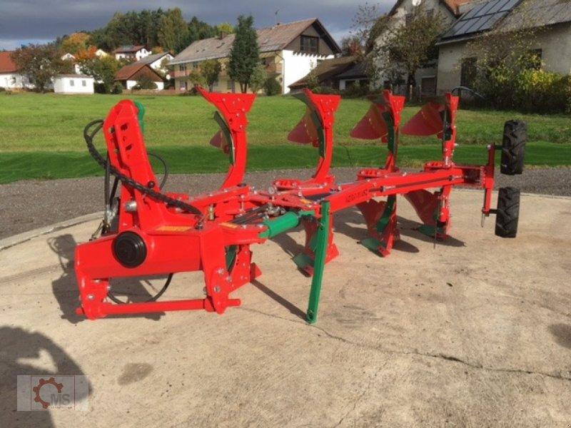 Pflug типа Agro-Masz POH 4 Hydr. Steinsicherung XL Körper Doppelrad, Neumaschine в Tiefenbach (Фотография 1)