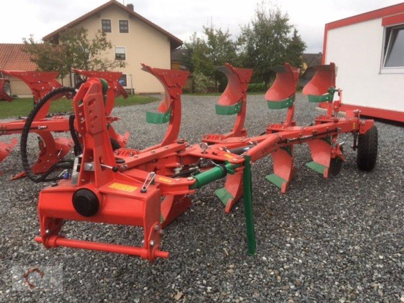 Pflug типа Agro-Masz POH 4 Hydraulische Steinsicherung, Neumaschine в Tiefenbach (Фотография 1)