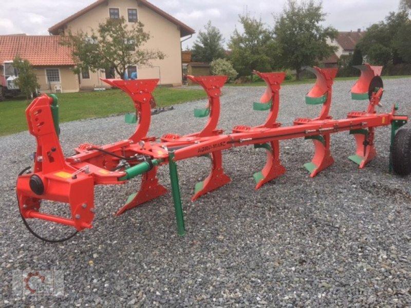 Pflug des Typs Agro-Masz POH 5 Hydraulische Steinsicherung, Neumaschine in Tiefenbach (Bild 1)