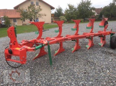 Pflug des Typs Agro-Masz POH 5 Hydraulische Steinsicherung, Neumaschine in Tiefenbach (Bild 3)