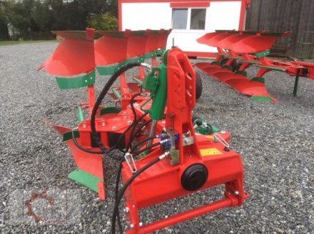 Pflug des Typs Agro-Masz POH 5 Hydraulische Steinsicherung, Neumaschine in Tiefenbach (Bild 4)