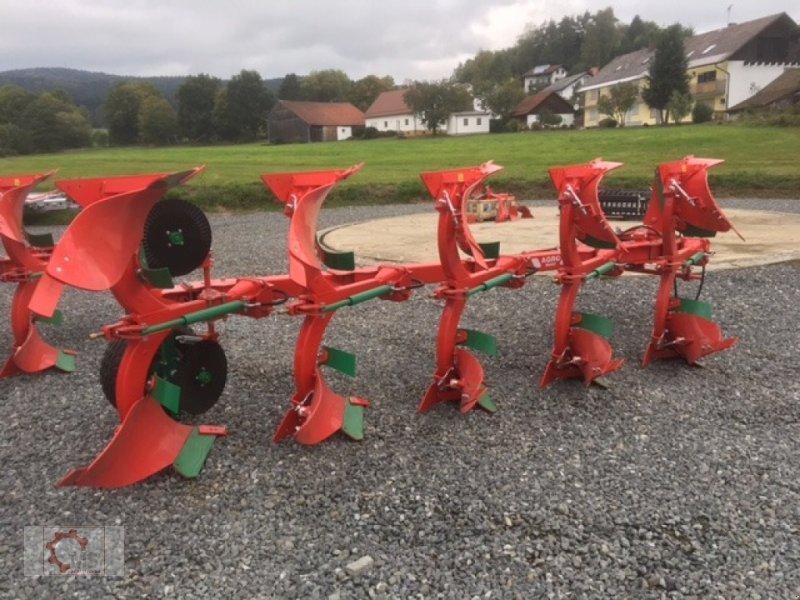 Pflug des Typs Agro-Masz POH 5 Hydraulische Steinsicherung, Neumaschine in Tiefenbach (Bild 5)