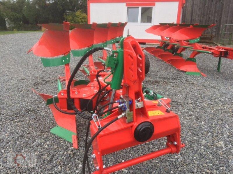Pflug des Typs Agro-Masz POH 5 Hydraulische Steinsicherung, Neumaschine in Tiefenbach (Bild 6)