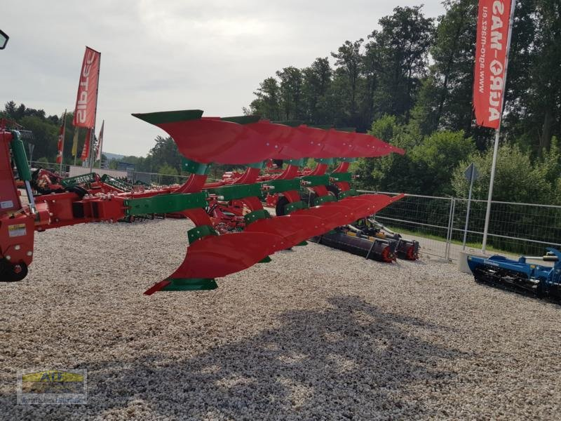 Pflug des Typs Agro-Masz POV 5, Neumaschine in Teublitz (Bild 10)