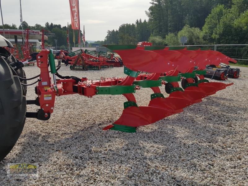 Pflug des Typs Agro-Masz POV 5, Neumaschine in Teublitz (Bild 5)