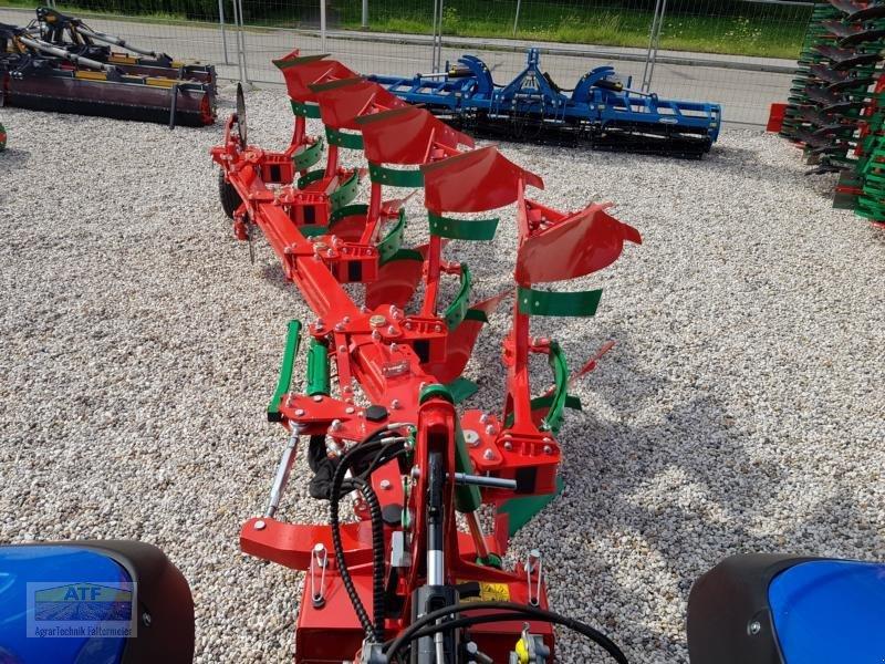 Pflug des Typs Agro-Masz POV 5, Neumaschine in Teublitz (Bild 7)