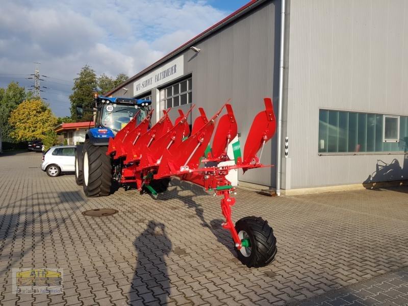 Pflug des Typs Agro-Masz POV5 mit XL-Körper, Neumaschine in Teublitz (Bild 10)