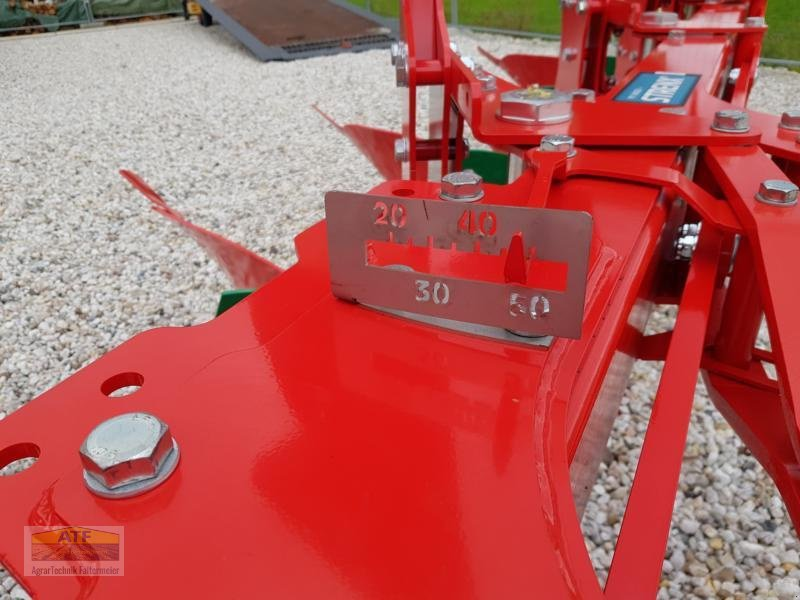 Pflug des Typs Agro-Masz POV5 mit XL-Körper, Neumaschine in Teublitz (Bild 18)