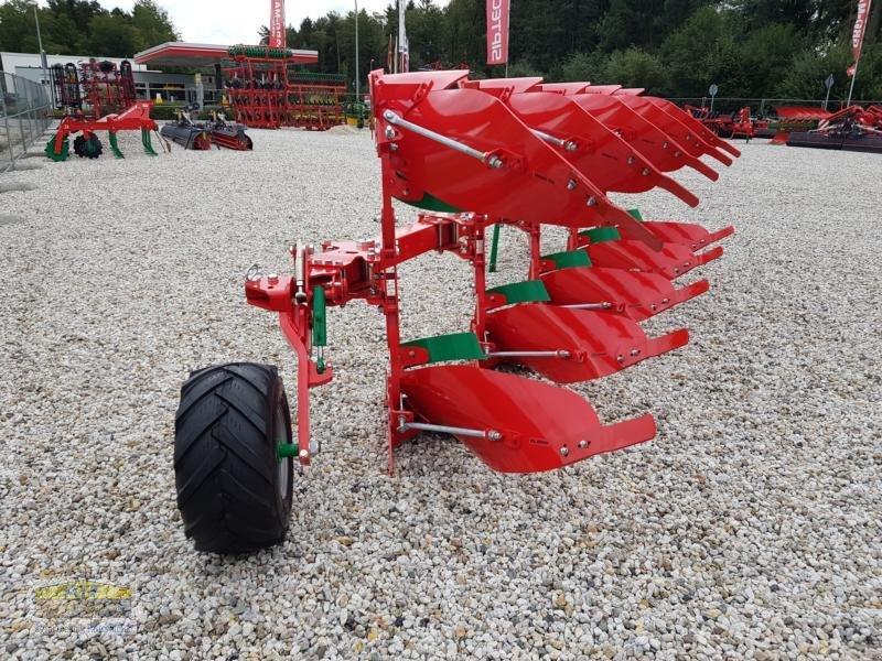 Pflug des Typs Agro-Masz POV5 mit XL-Körper, Neumaschine in Teublitz (Bild 6)