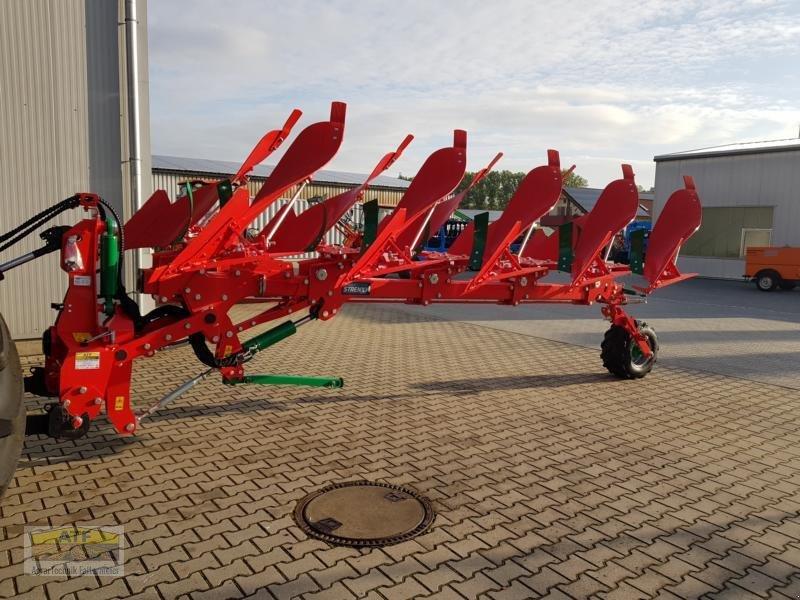 Pflug des Typs Agro-Masz POV5 mit XL-Körper, Neumaschine in Teublitz (Bild 12)