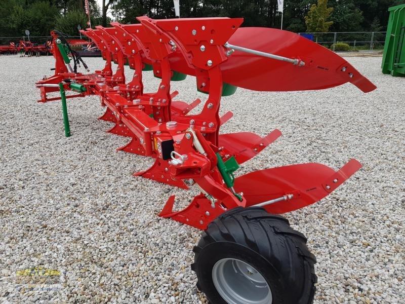 Pflug des Typs Agro-Masz POV5 mit XL-Körper, Neumaschine in Teublitz (Bild 7)