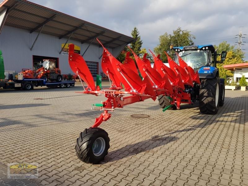Pflug des Typs Agro-Masz POV5 mit XL-Körper, Neumaschine in Teublitz (Bild 11)