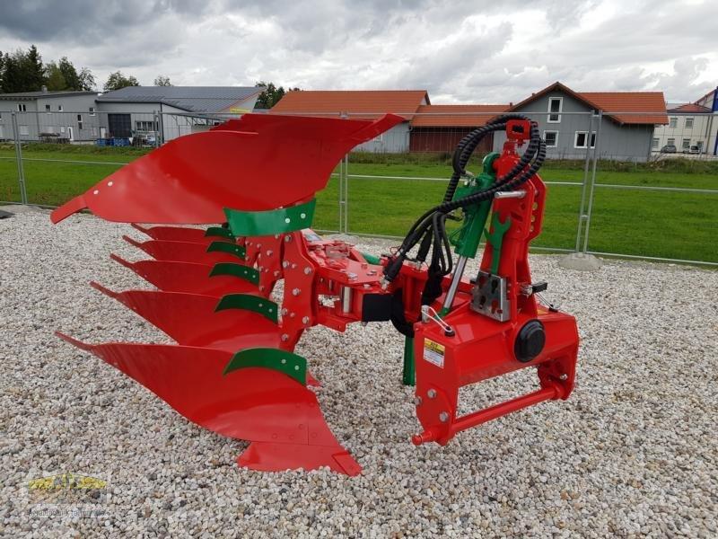 Pflug des Typs Agro-Masz POV5 mit XL-Körper, Neumaschine in Teublitz (Bild 9)