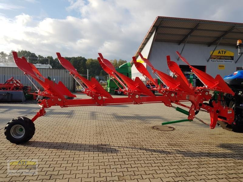 Pflug des Typs Agro-Masz POV5 mit XL-Körper, Neumaschine in Teublitz (Bild 13)