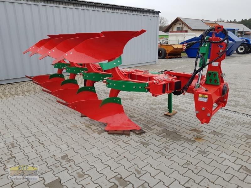 Pflug des Typs Agro-Masz POVR4, Neumaschine in Teublitz (Bild 1)