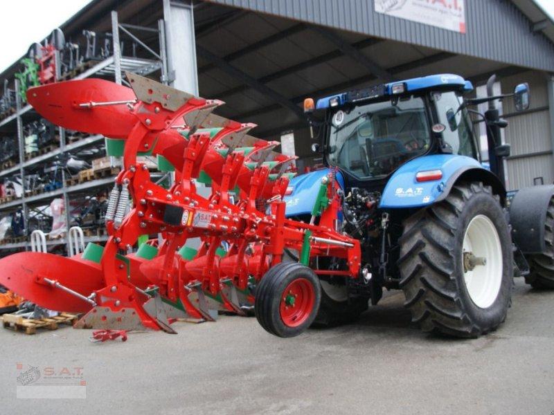 Pflug типа Agro-Masz Vorführpflug Agro Masz POL 4-Steinsicherung, Vorführmaschine в Eberschwang (Фотография 1)