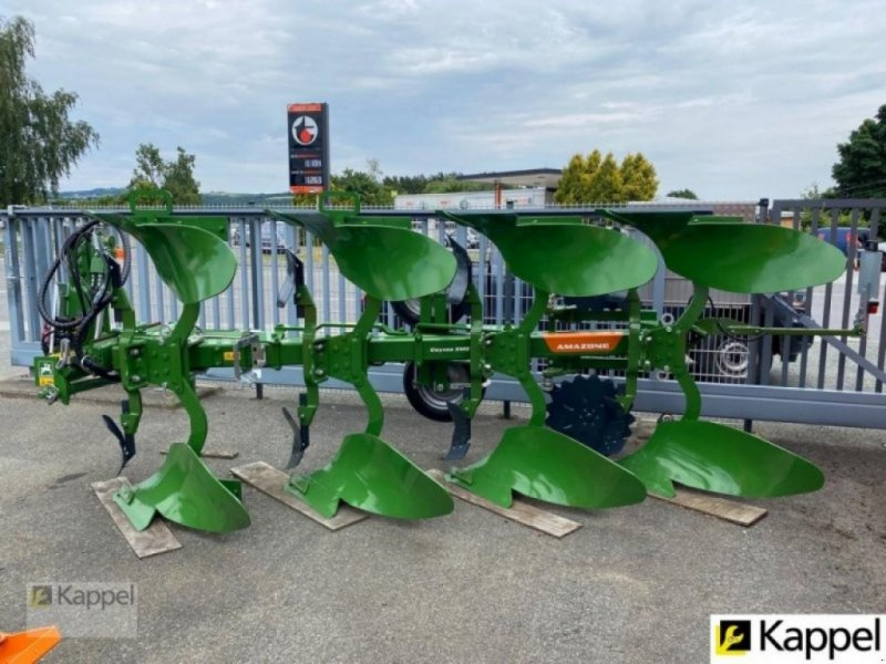 Pflug типа Amazone pflug cayros xms v 4-schar, Gebrauchtmaschine в MARIASDORF (Фотография 1)