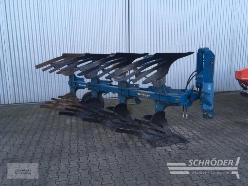 Pflug des Typs Frost 4-Schar Pflug, Gebrauchtmaschine in Wildeshausen (Bild 1)
