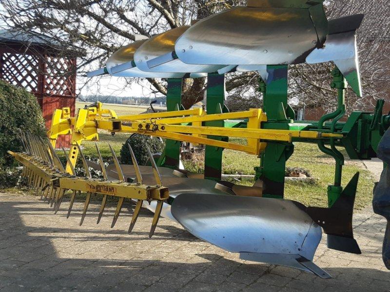 Pflug des Typs Gassner 3-Schar, Gebrauchtmaschine in Dittenheim (Bild 1)