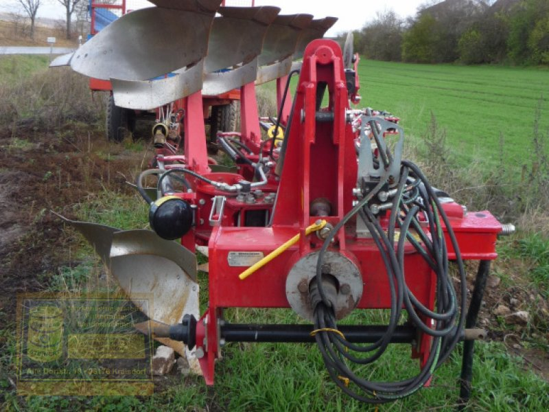 Pflug des Typs Kongskilde HRWT 41080, Gebrauchtmaschine in Pfarrweisach (Bild 4)