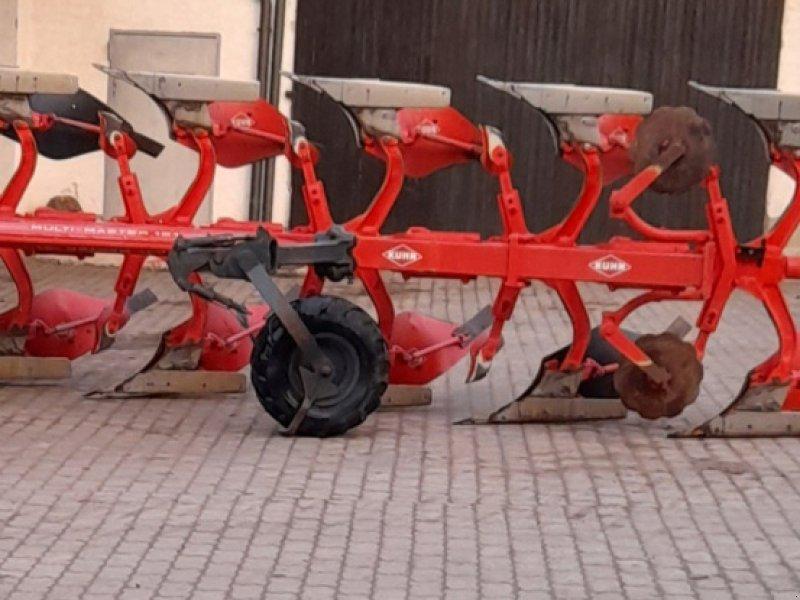 Pflug tip Kuhn MultiMaster 151, Gebrauchtmaschine in Mittelrüsselbach (Poză 1)