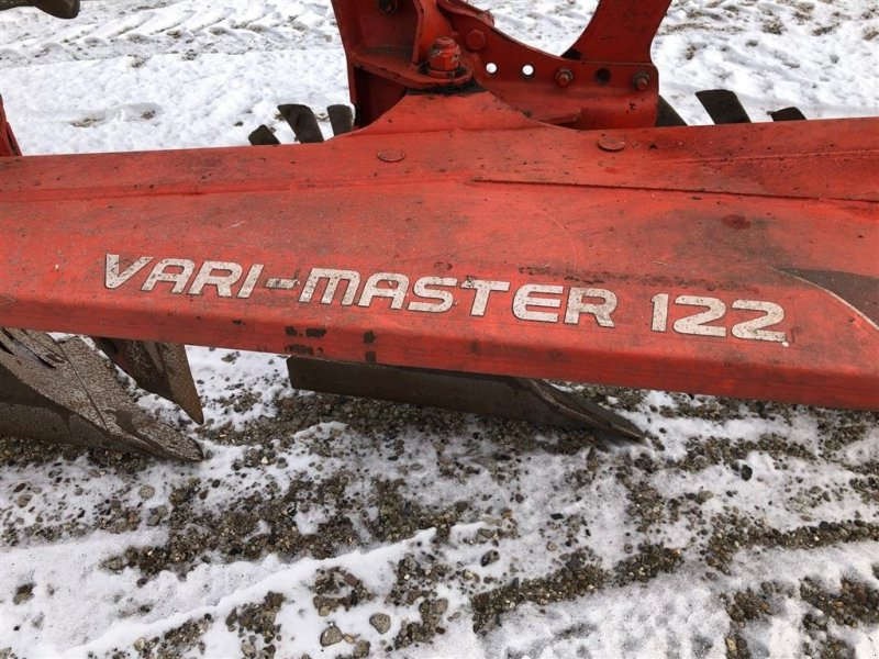 Pflug tip Kuhn Vari Marster 122 Riste underplov, Gebrauchtmaschine in Holstebro (Poză 1)